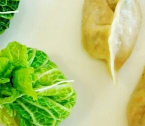 Raviolis vapeur (avec tutoriel) & aumônières de riz cantonais(vegan)