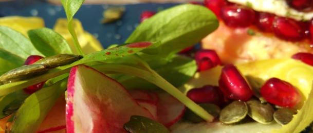 salade grenade rocamadour 4