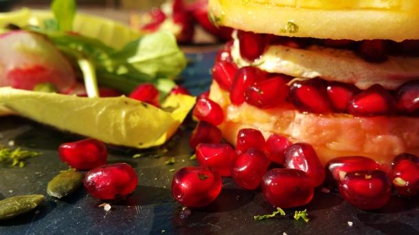 salade grenade Rocamadour 2