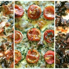 Tartes salées végétariennes : 3 idées pour pique-nique, barbecue ou apérodînatoire