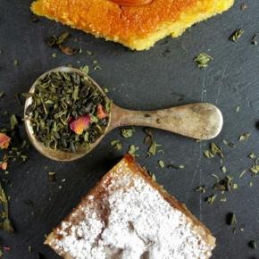 Revani et Kolokithopita(végétarien)