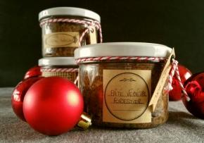 Noël gourmand & vegan : Pâté végétal forestier (Idée cadeauDIY)