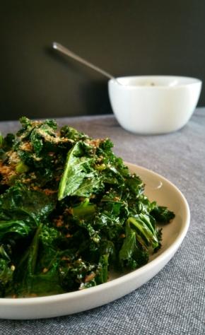 A la découverte du chou kale… avec une recette simple de chou Kalepoêlé