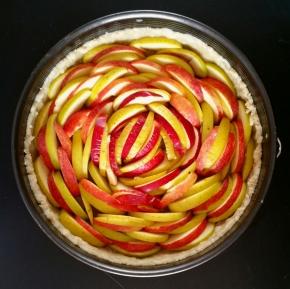 Recette de base : Pâte à tarte sabléevegan
