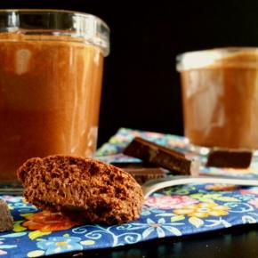 Mousse au chocolat sans oeufs (vegan, rapide, 2ingrédients)