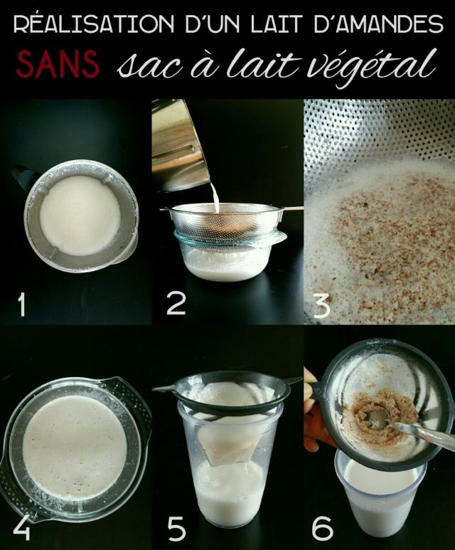 Comment réaliser son lait d amandes maison   (Tutoriel avec ou sans ... 78e8e183464