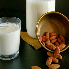 Comment réaliser son lait d'amandes maison ? (Tutoriel avec ou sans sac à laitvégétal)